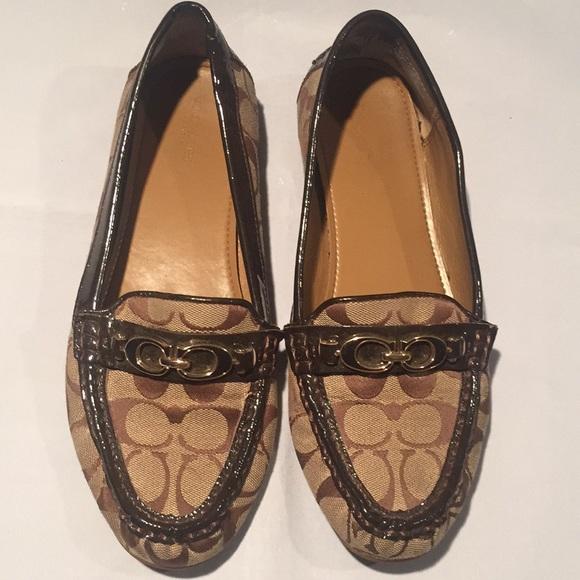 727c86e2cca Coach Shoes - Coach flats